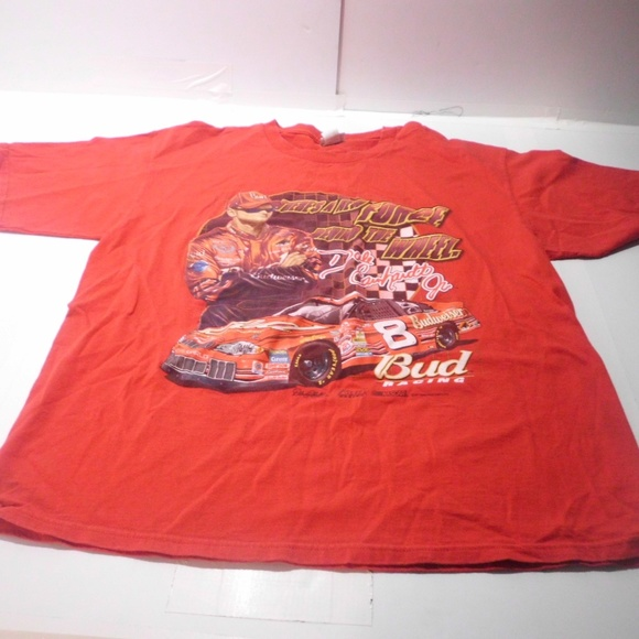 Chase Authentics Other - Dale Earnhardt Jr.   Bubweiser t- shirt X- Large